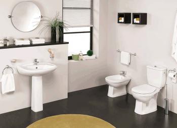 Sanitary wares and Faucets